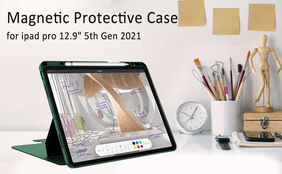 ipad pro 12.9 5th generation case