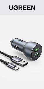ipad pro car charger