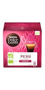 Espresso BIO Peru