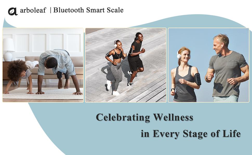 smart scale arboleaf scale weight scale digital scale