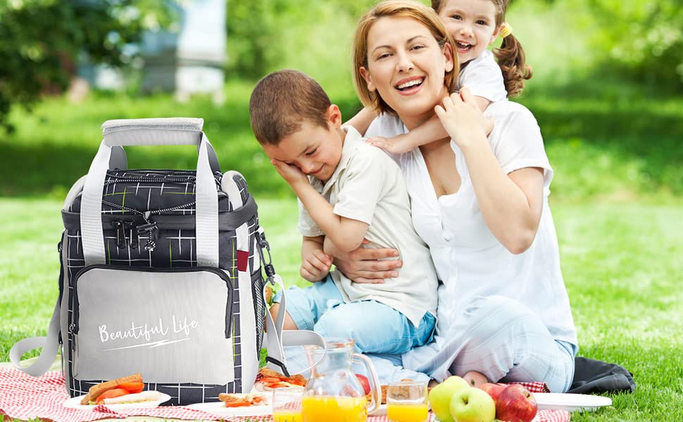 lunch bag for women fit for family outdoor