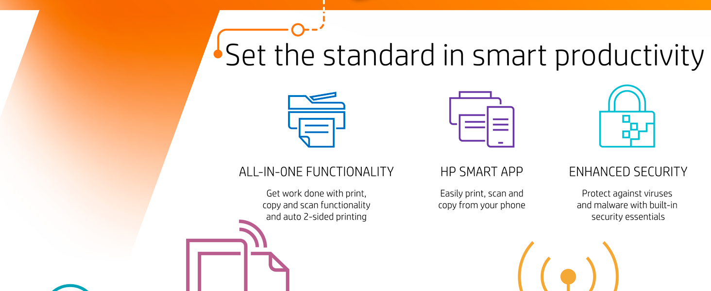 Set the standard in smart productivity