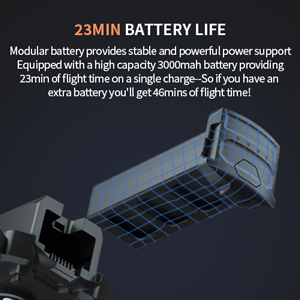 Modular battery provides stable and powerful power support