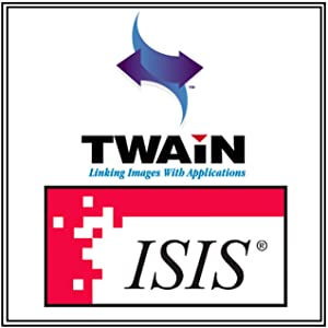TWAIN/ISIS Compatible