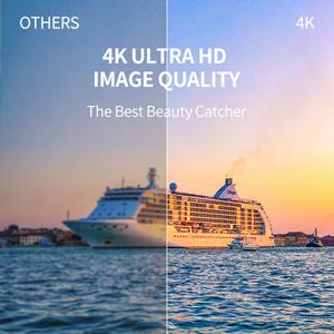 UHD 4K Camera