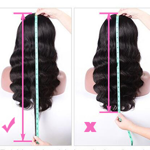 lace frontal wigs human hair
