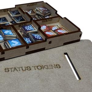 status tray