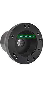 Golf Cart Steering Wheel or Adapter