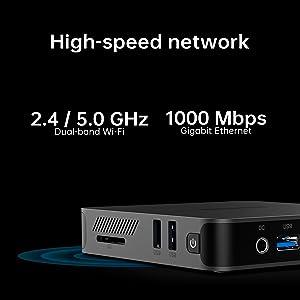 High-speed network