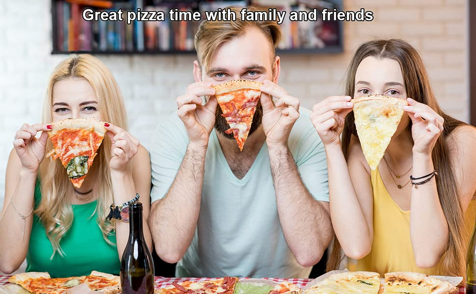 Share happiness with family and friends