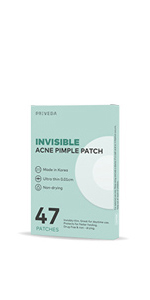 Invisible Pimple Patch
