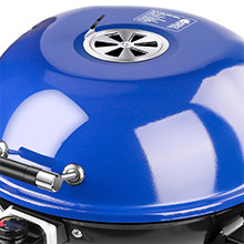 15Serving Electric Grill Indoor/Outdoor Electric BBQGrill240'' Nonstick Removable Stand Grill 1600W