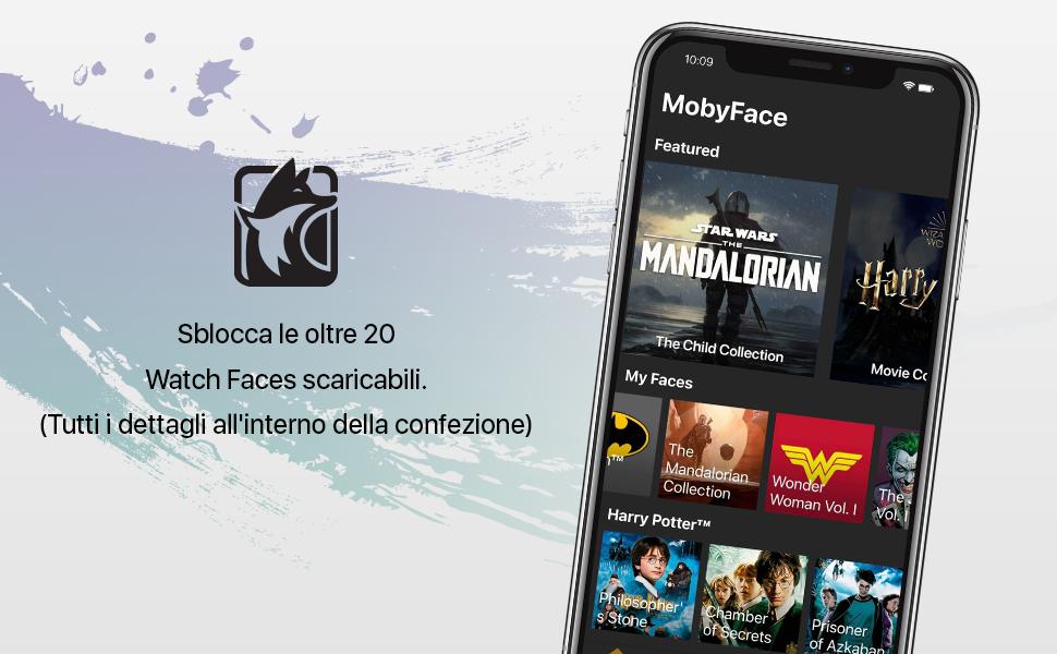 mobyface app