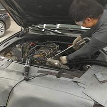 HTS558 Automotive Engine Intake Pipe Valve Clean Machine