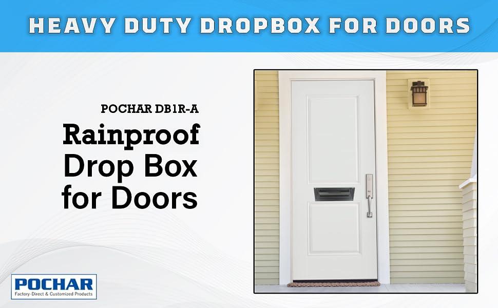 POCHAR DB1R-A Rainproof Drop Box
