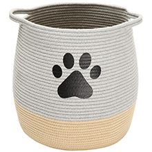 storage box for puppy toys
