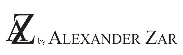 AZ Genuine Leather Belts for Men by Alexander Zar