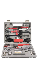 44PCS Bike Repair Tool Kits