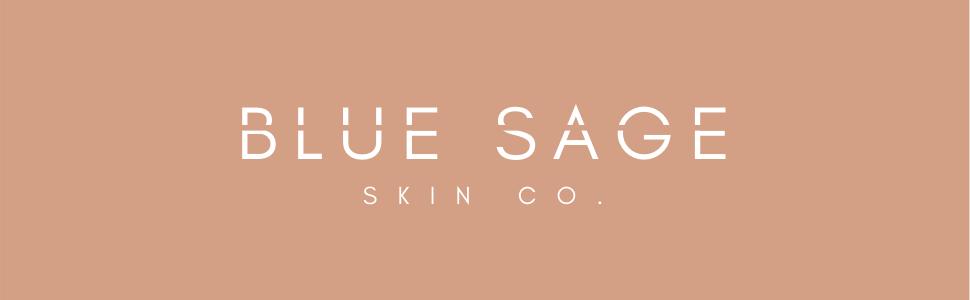 blue sage skin co womens skincare natural organic
