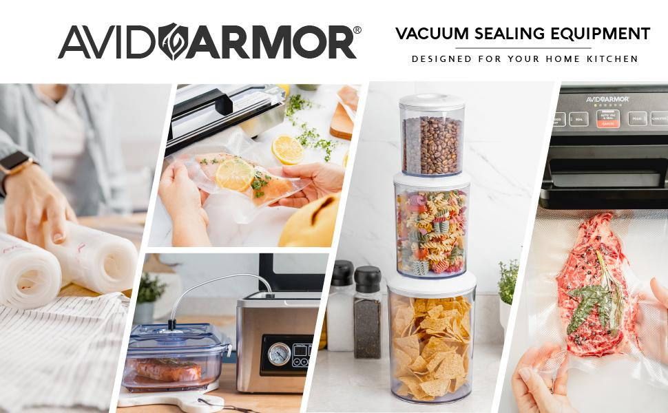 Avid Armor is the trusted name in high quality vacuum sealing equipment
