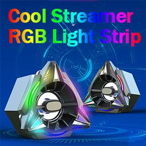 Cool Streamer RGB Light Strip