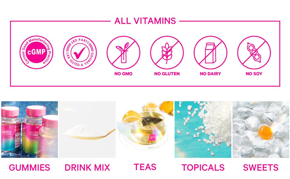 Pink Stork Supplements 2