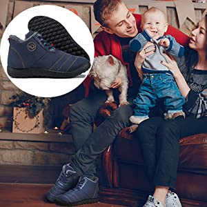 boots hunting gear mens casual shoes non slip shoes combat boots black gray slip on hikingblue