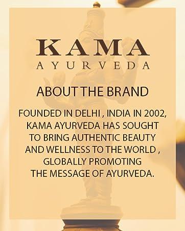 About the Brand : Kama Ayurveda
