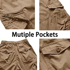 Muti Pockets