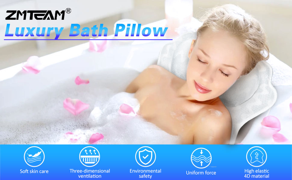 home spa pillow for hot tub