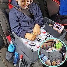 Lil Tots Gear Travel Tray Pockets