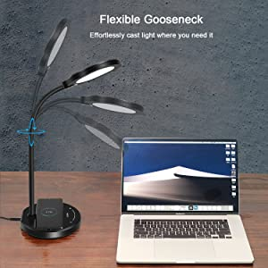 Flexible Gooseneck
