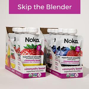Skip the Blender