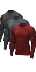 Men's Cool Dry Athletic Compression