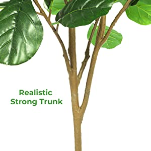 fake tree faux tree decorative tree artificial for home office living room decor plants