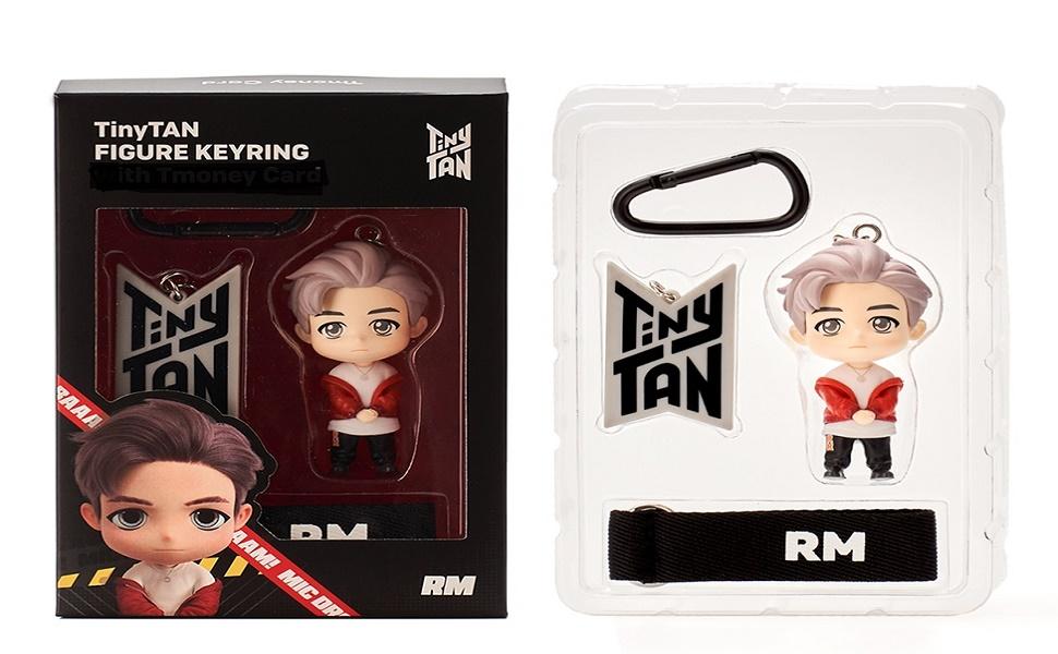 BTS Tinytan Figures
