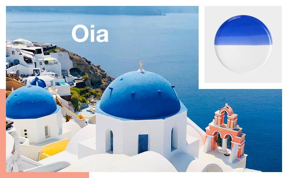 ModestHive, Oia, Ombre Dinnerware, Oia Bowls, Oia Plates, Oia Mugs, Oia Dinnerware, Ombre