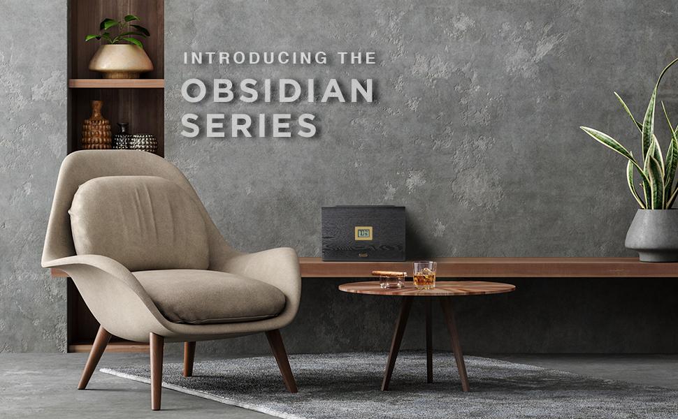 obsidian series