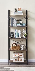 5-tier sturdy shelf