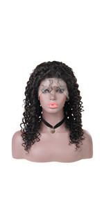 13x4 Lace Front Jerry Curl Human Hair Wigs