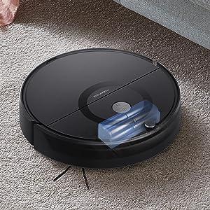 robot vacuum and mop