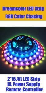 color chasing led light strip