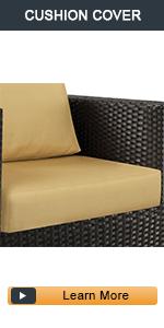 Cushion Slipcovers Combo
