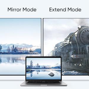 Mirror Modeamp;amp;Extend Mode