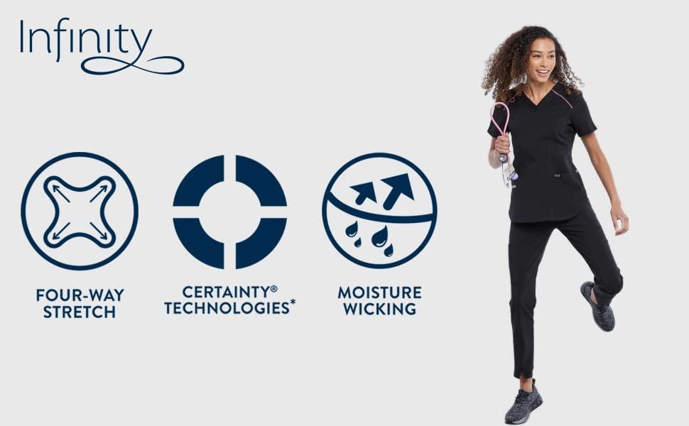 Infinity Icon Module Women