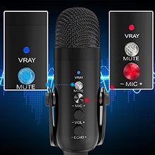mic volume adjustment