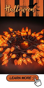c6 orange lights