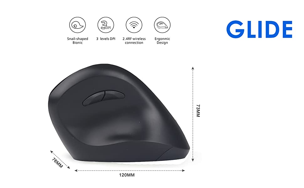 Glide Mouse