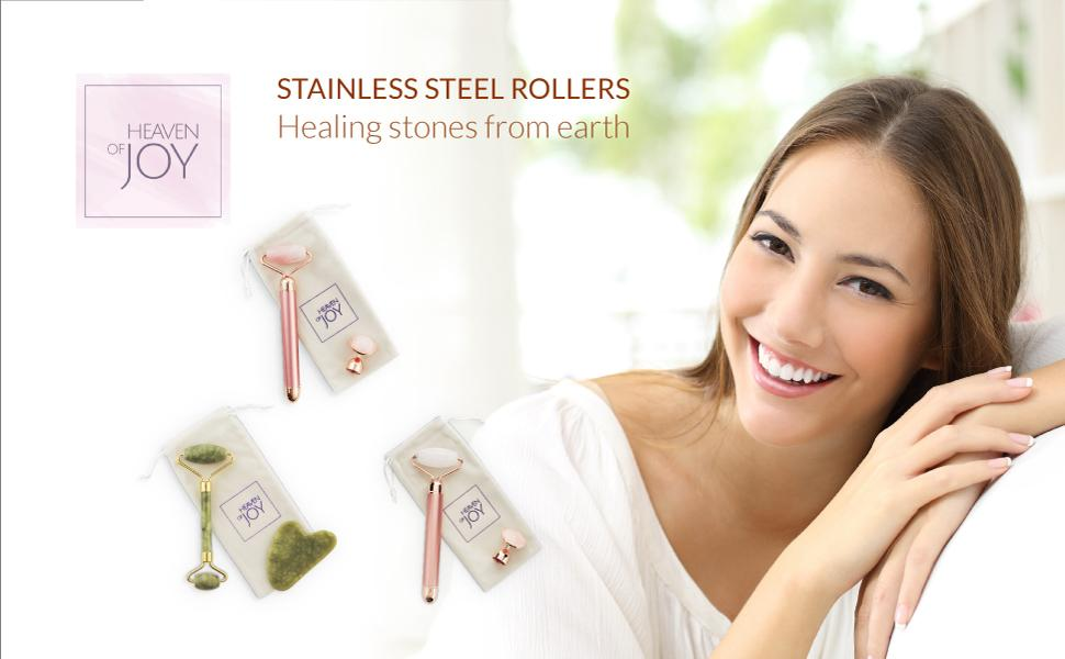 Stainless Steel Rollers