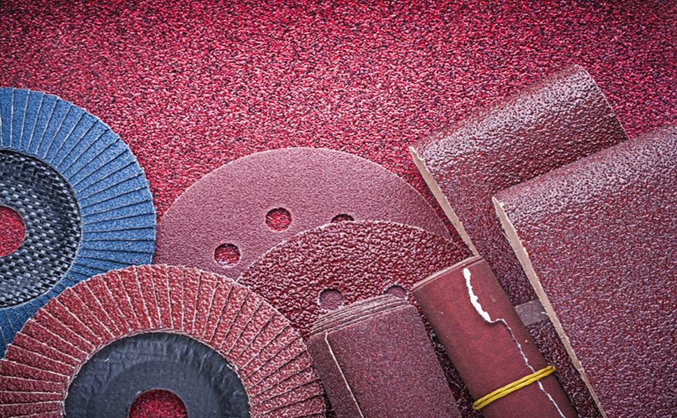 Aluminum Oxide Sanding Belt